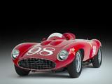 Ferrari 857 Sport Scaglietti Spider (0588M) 1955 photos