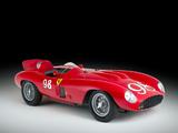 Images of Ferrari 857 Sport Scaglietti Spider (0588M) 1955