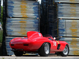 Photos of Ferrari 857 Sport Scaglietti Spider (0588M) 1955