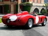 Pictures of Ferrari 860 Monza 1956