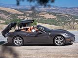 Ferrari California US-spec 2009–12 photos