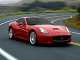 Ferrari California 2009–12 pictures