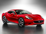 Ferrari California Limited Edition 2010 wallpapers