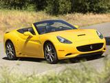 Images of Ferrari California US-spec 2009–12