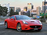 Photos of Ferrari California HELE AU-spec 2010–12