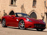 Photos of Ferrari California 30 2012