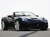 Pictures of Novitec Rosso Ferrari California 2009