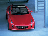 Ferrari GG50 Concept by Giugiaro 2005 wallpapers