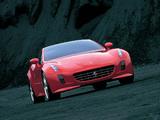 Photos of Ferrari GG50 Concept by Giugiaro 2005