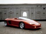 Pictures of Ferrari Mythos 1989