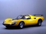Ferrari Dino 206 Competizione Concept 1967 images