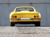 Ferrari Dino 206 GT 1968–69 photos
