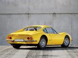 Ferrari Dino 206 GT 1968–69 pictures