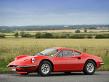Ferrari Dino 246 GT UK-spec 1969–74 images