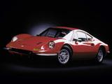 Ferrari Dino 246 GT 1969–70 images