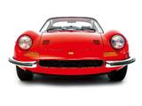Ferrari Dino 246 GT UK-spec 1969–74 photos