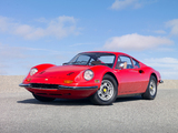 Ferrari Dino 246 GT US-spec 1971–74 photos
