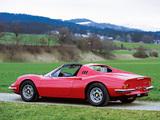 Ferrari Dino 246 GTS 1972–74 images