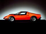 Ferrari Dino 246 GTS 1972–74 pictures