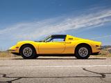 Ferrari Dino 246 GTS US-spec 1972–74 pictures
