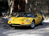 Ferrari Dino 246 GTS US-spec 1972–74 wallpapers