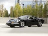 Images of Ferrari Dino 246 GT 1969–74