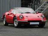 Images of Ferrari Dino 246 GTS 1972–74