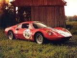 Pictures of Ferrari Dino 246 GT Gr.4 1972