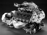 Engines  Ferrari F119 V8 wallpapers