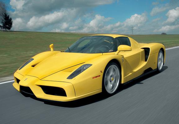 Images Of Novitec Rosso Ferrari Enzo 2006