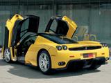 Photos of Novitec Rosso Ferrari Enzo 2006