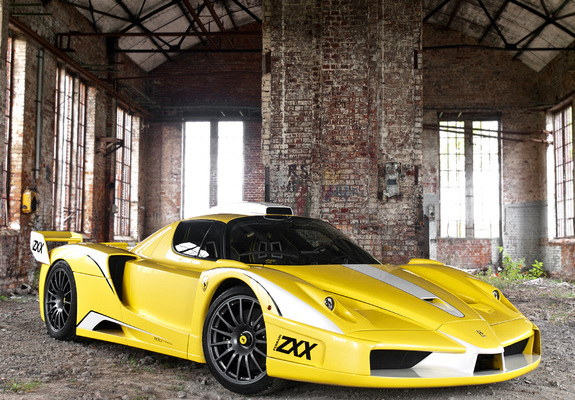 Pictures Of Edo Competition Ferrari Enzo Zxx 2012