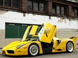Edo Competition Ferrari Enzo XX Evolution 2009 wallpapers