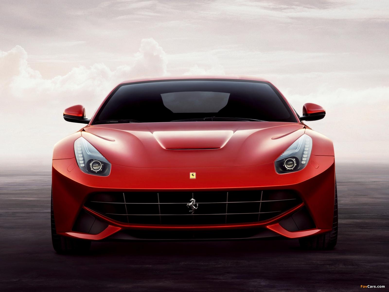 Ferrari F12berlinetta 2012 photos (1600 x 1200)