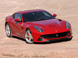 Ferrari F12berlinetta 2012 pictures