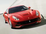 Ferrari F12berlinetta 2012 pictures
