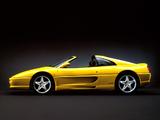 Ferrari F355 GTS 1994–99 images