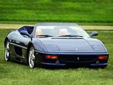 Ferrari F355 Spider 1994–99 images