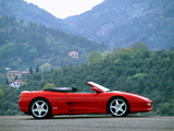Ferrari F355 Spider 1994–99 photos