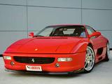 Imola Racing Ferrari F355 Berlinetta 1994–99 photos