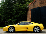 Ferrari F355 GTS 1994–99 photos