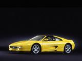 Ferrari F355 GTS 1994–99 pictures