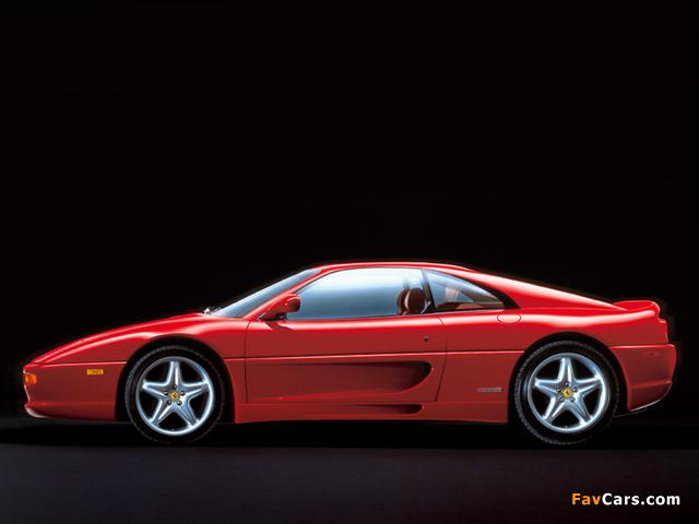 Ferrari F355 Berlinetta 1994–99 wallpapers (640 x 480)