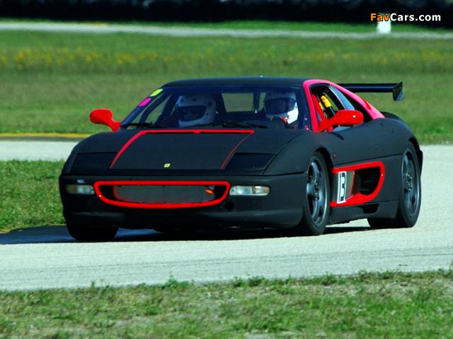 Ferrari F355 Challenge 1995–97 images (640 x 480)