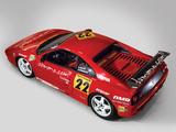 Ferrari F355 Challenge 1995–97 pictures