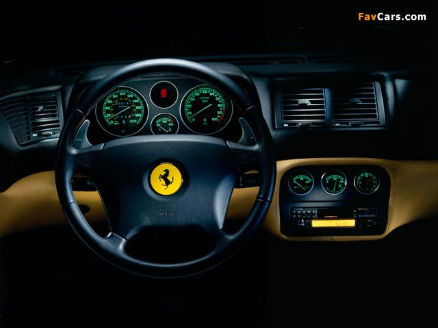Photos of Ferrari F355 Berlinetta 1994–99 (640 x 480)