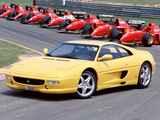 Photos of Ferrari F355 Berlinetta 1994–99