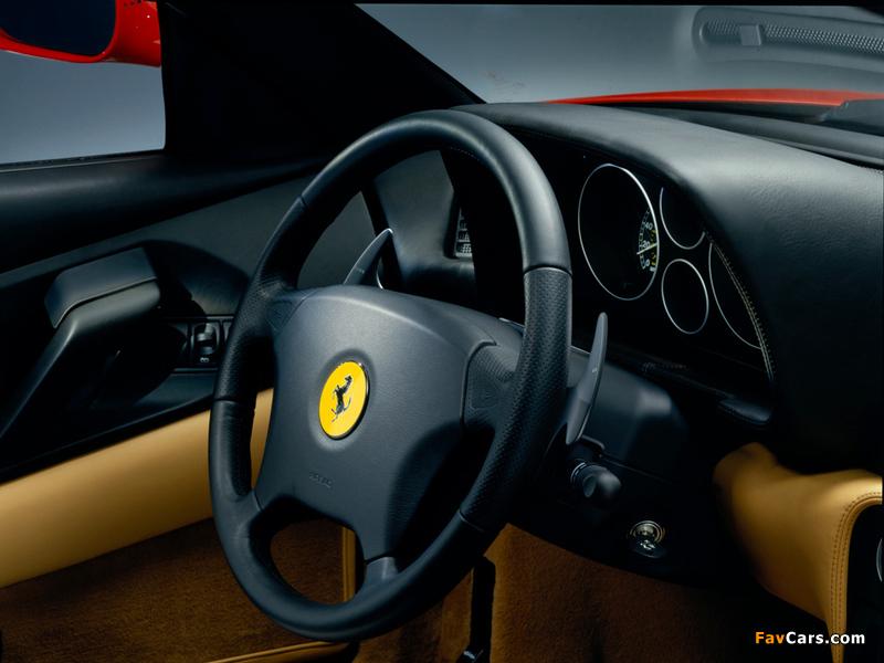 Photos of Ferrari F355 Berlinetta 1994–99 (800 x 600)