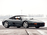 Pictures of Ferrari F355 Spider 1994–99