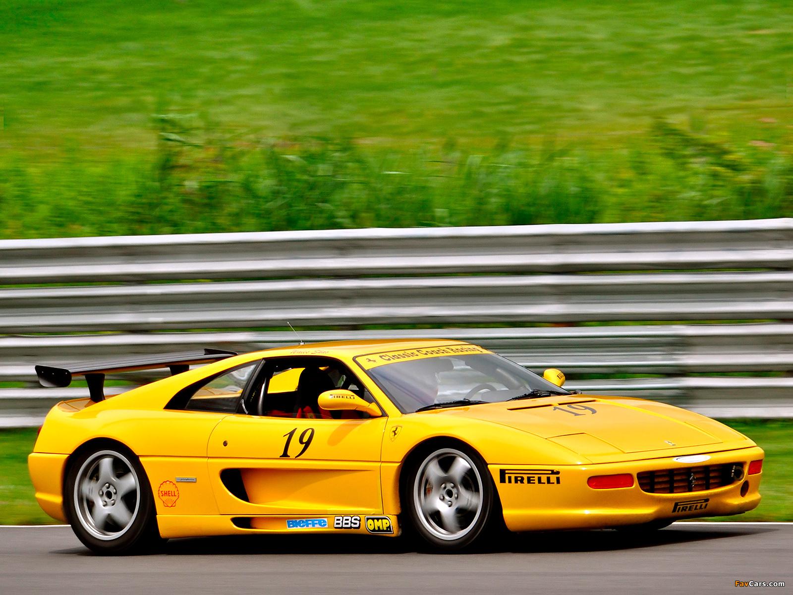Pictures of Ferrari F355 Challenge 1995–97 (1600 x 1200)